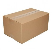 Golfkartonnen dozen 800x500x400 mm - 30 stuks