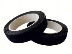 DynaLok haakband hlt, 38 mm x 25 m, zwart