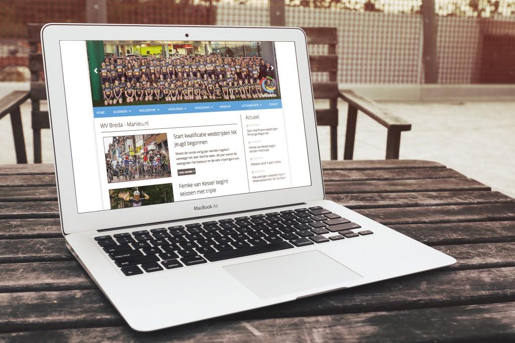Nieuwe website voor WV Breda!